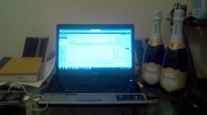 NYE Work Station