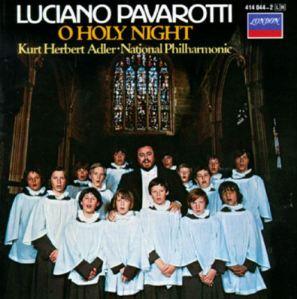 Luciano-Pavarotti-O-Holy-Night-cover-art