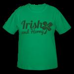 Irish and Horny