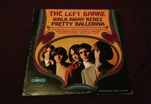 The Left Banke - Pretty Ballerina/Walk Away Renee