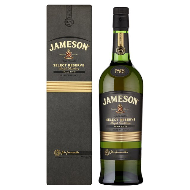 jameson select reserve black barrel the self hating hipster. Black Bedroom Furniture Sets. Home Design Ideas