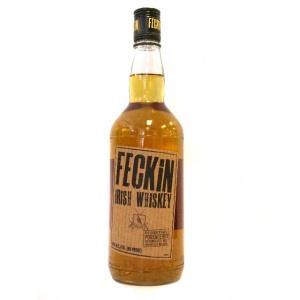Feckin' Irish Whiskey